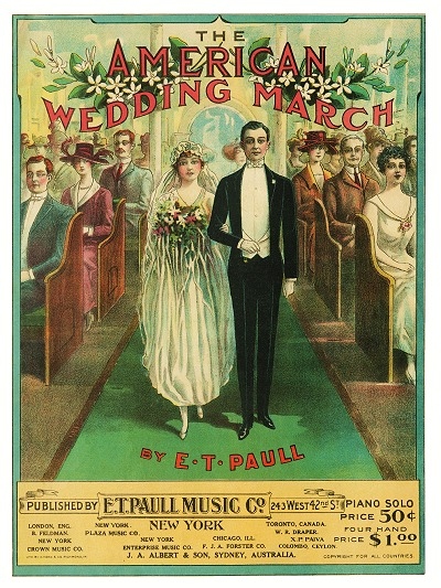 The American Wedding March