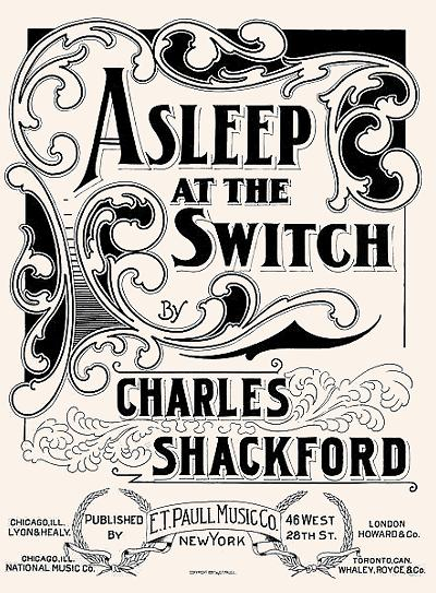 Asleep at the Switch (Reissue)