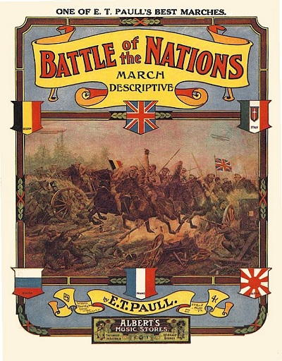 Battle of the Nations (Australian Edition)