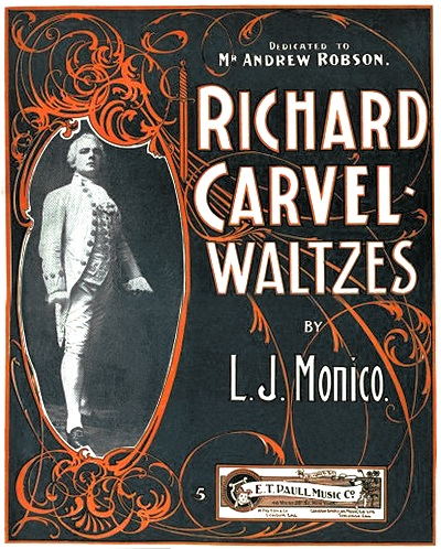 Richard Carvel Waltzes
