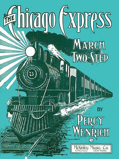 chicago express cover
