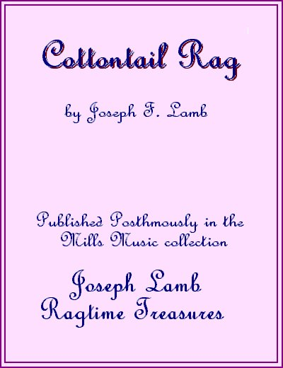 Cottontail Rag