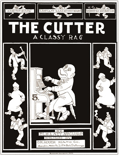 the cutter rag cover