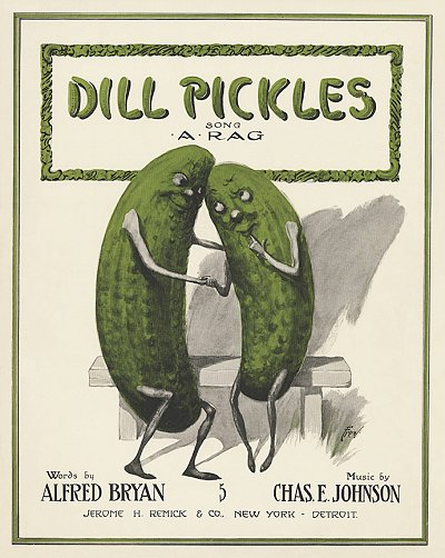 Dill Pickles Song