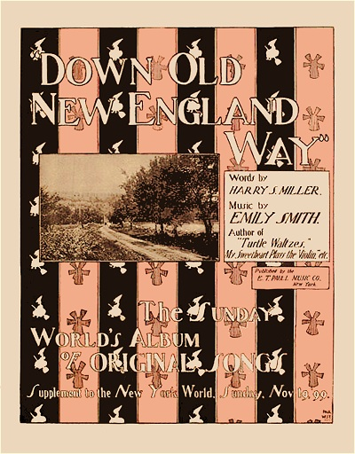 Down Old New England Way (Supplement Edition)