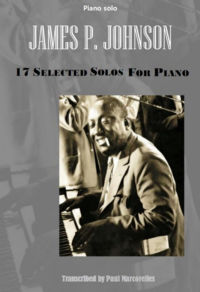 James P. Johnson Piano Solos