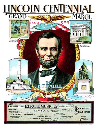 Lincoln Centennial Grand March