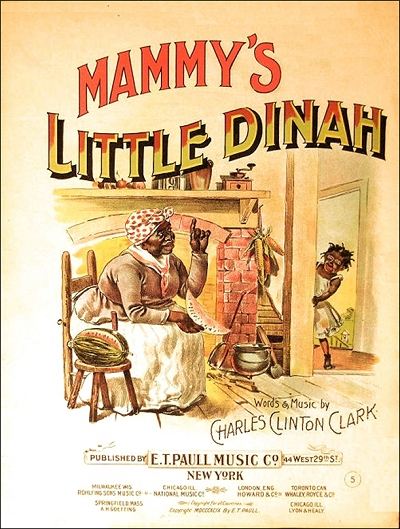 Mammy's Little Dinah