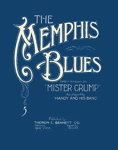 Memphis Blues (Original Cover)