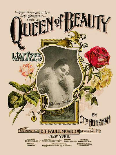 Queen of Beauty - Waltzes