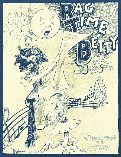 The Ragtime Betty