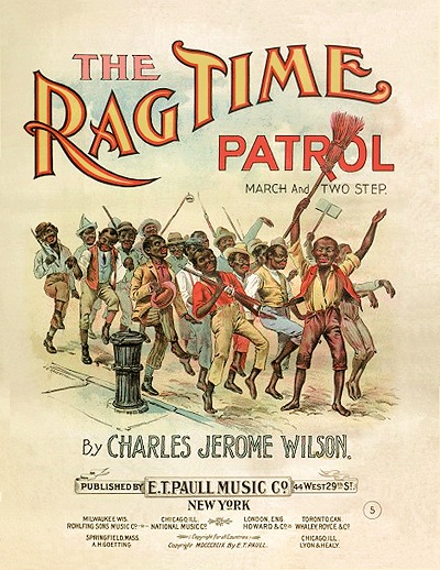 The Ragtime Patrol