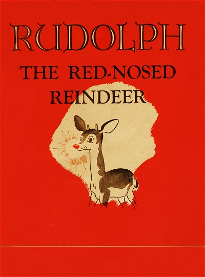 Original 1939 Rudolph the Red-Nosed Reindeer book