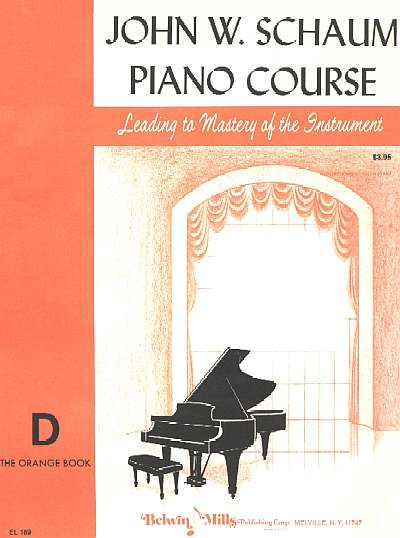 Schaum Piano Course