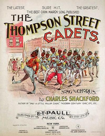 The Thompson Street Cadets