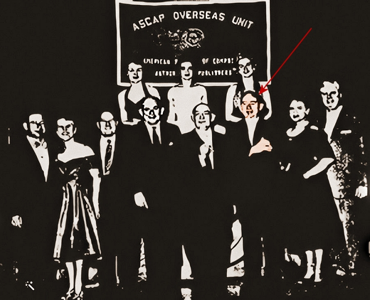 the ascap troupe of 1955