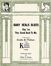 baby seals blues cover