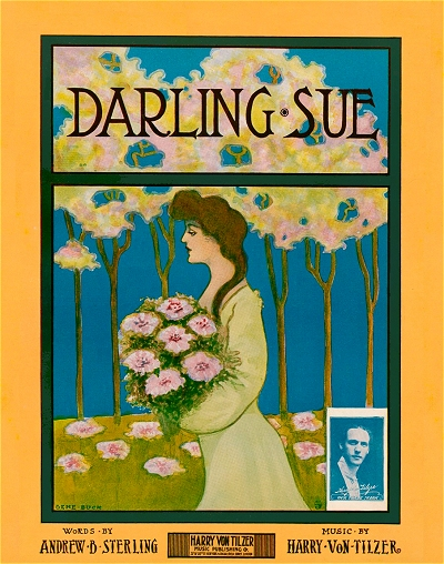 darling sue cover.