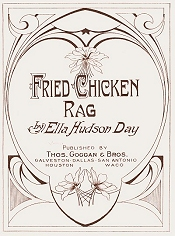 fried chicken cover
