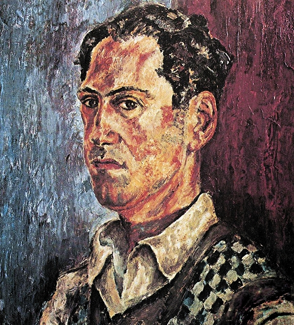 george gershwin self-portrait