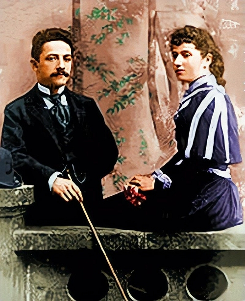 morris and rose gershovitz