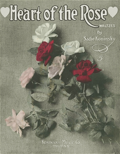 heart of the rose cover