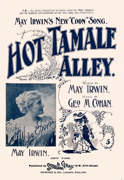 hot tamale alley cover