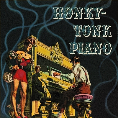 honky-tonk piano from capitol records cover