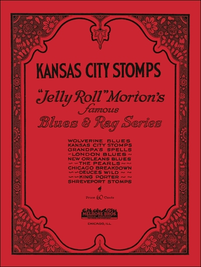 kansas city stomps cover