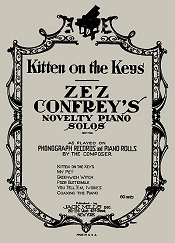 kitten on the keys cover