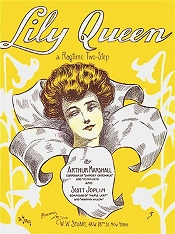 lily queen cover