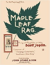 maple leaf rag second edition cover