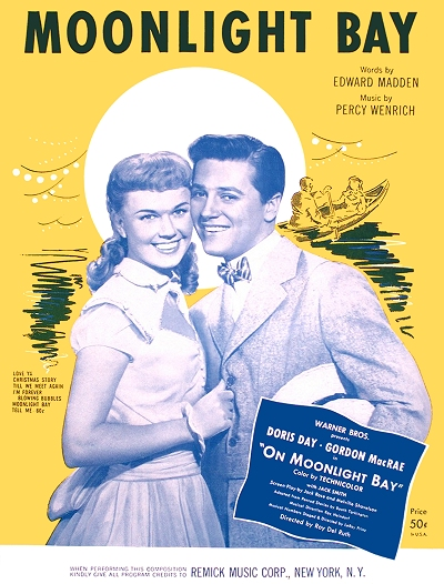 moonlight bay with doris day cover