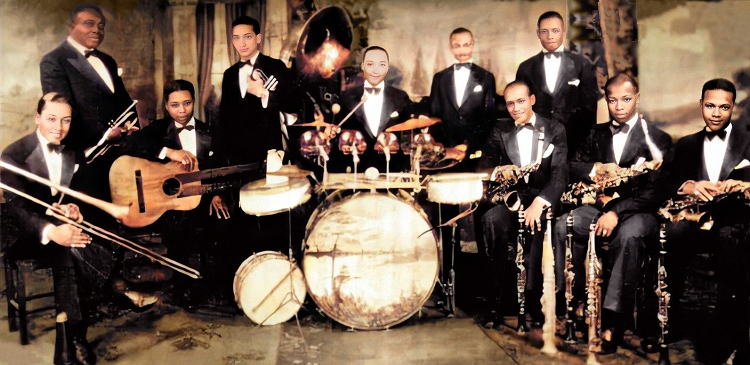 king oliver's jazz orchestra in 1931