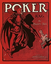 that poker rag cover