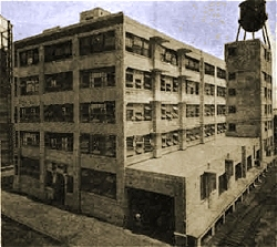 view of qrs plant in 1920