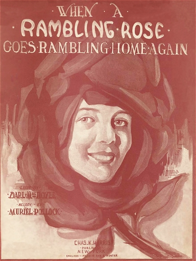 when a rambling rose goes rambling home again cover