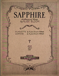 sapphire cover
