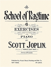 school of ragtime cover