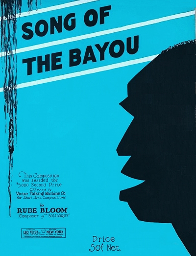 song of the bayou cover