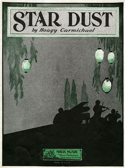 star dust cover