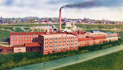 starr piano factory
