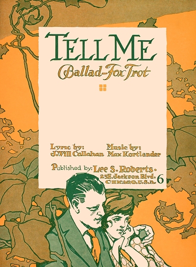 tell me original cover