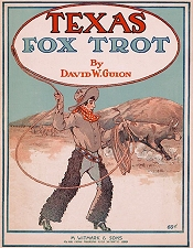texas fox trot cover