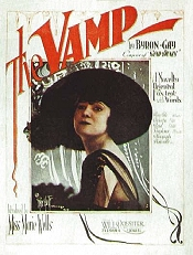 the vamp cover