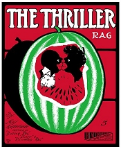 the thriller rag cover