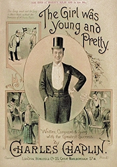 the girl was young and pretty sheet music